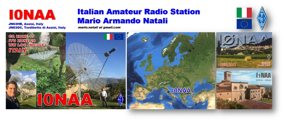 Mario Armando Natali I0NAA